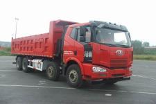 解放牌CA3310P63K1LT4E5型平头柴油自卸汽车图片