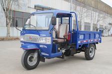 巨力牌7YP-1450DA6型自卸三轮汽车图片
