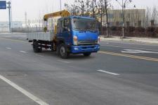 HCQ5161JSQHF5型华通牌随车起重运输车图片