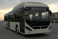 万向牌WXB6121GEV4型纯电动城市客车