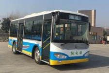 楚风牌HQG6811EV型纯电动城市客车图片