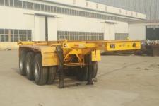 坤博牌LKB9370TJZ型集装箱运输半挂车图片