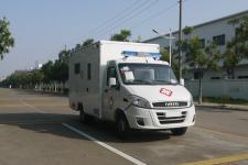 广客牌GTZ5045XYL型医疗车