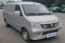 北京牌BJ5021XXYAJN5XBEV型纯电动厢式运输车图片