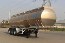 开乐牌AKL9405GYS型铝合金液态食品运输半挂车图片