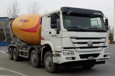 日昕牌HRX5310GJB36ZQ型混凝土搅拌运输车