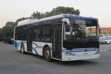 申龙牌SLK6109UDHEVL型插电式混合动力城市客车图片