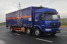 永强牌YQ5250XRYL1型易燃液体厢式运输车