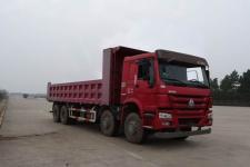 豪沃牌ZZ3317N3567E1J型自卸汽车图片