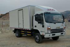 江淮牌HFC2043XXYP71K1C2V-S型越野厢式运输车图片