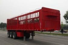 广恩牌YYX9401CCY型仓栅式运输半挂车图片