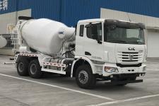 中集牌ZJV5250GJBJMQCC型混凝土搅拌运输车图片