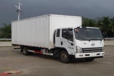 解放牌CA5129XXYP40K2L2E5A84型厢式运输车图片