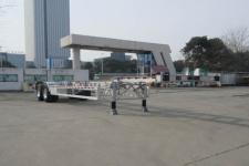 通华牌THT9356TJZ01型集装箱运输半挂车图片