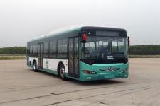 东风牌EQ6120CACCHEV型插电式混合动力城市客车