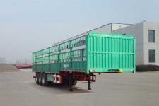 瀚驰龙牌MCL9402CCYE型仓栅式运输半挂车图片