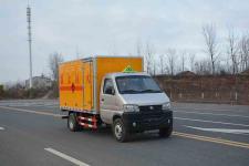 多士星牌JHW5030XRQE型易燃气体厢式运输车