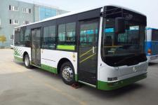 金旅牌XML6855JHEVD5C1型插电式混合动力城市客车图片