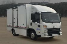 中悦牌ZYP5043XXYBEV型纯电动厢式运输车