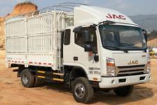 江淮牌HFC2041CCYP73K1C3V-S型越野仓栅式运输车图片
