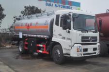 大力牌DLQ5180GYYDL5型铝合金运油车