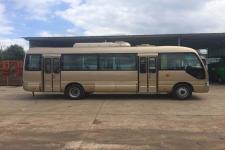 大汉牌CKY6810BEVG型纯电动城市客车图片2