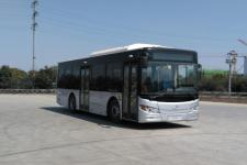 10.5米|24-35座晶马纯电动城市客车(JMV6105GRBEV6)