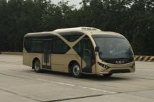 青年牌JNP6843BEVN型纯电动城市客车