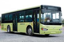 海格牌KLQ6109GAHEVE5K型插电式混合动力城市客车图片