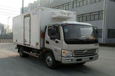 开瑞牌SQR5042XLCH02D型冷藏车图片