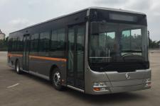 12米金旅XML6125JHEVD5C插电式混合动力城市客车
