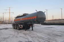 陆平机器牌LPC9401GFWS型腐蚀性物品罐式运输半挂车图片