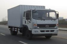 福达(FORTA)牌FZ2040XXY-E5型越野厢式运输车图片