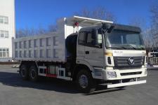 欧曼牌BJ3253DLPKE-AL型自卸汽车图片