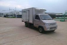 扬子江牌WG5034XLCBEV型纯电动厢式冷藏车