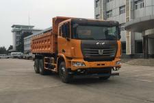 集瑞联合牌QCC3252D654-4型自卸汽车图片