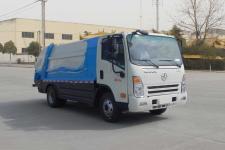 大运牌CGC5074ZYSBEV1AABJFAGK型纯电动压缩式垃圾车图片