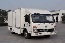 远程牌DNC5043XXYBEV01型纯电动厢式运输车图片