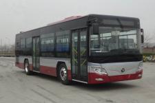 福田牌BJ6105CHEVCA-8型插电式混合动力城市客车图片