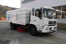 双富牌FJG5160TSLDF型扫路车