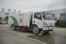 华通牌HCQ5102TXSQL5型洗扫车