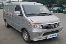 北京牌BJ5021XXYAJN5X1BEV型纯电动厢式运输车图片