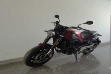 贝纳利牌BJ500型两轮摩托车图片