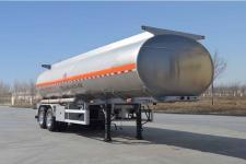 金碧9.4米24.4吨2轴铝合金运油半挂车(PJQ9291GYYL)