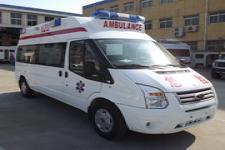 天坛牌BF5043XJH型救护车