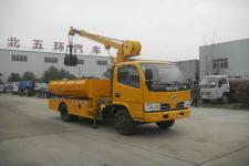 华通牌HCQ5041TQYE5型清淤车