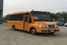 华新牌HM6690XFD5XS型小学生专用校车