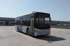 10.5米|24-35座晶马纯电动城市客车(JMV6105GRBEV5)