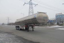 陆平机器牌LPC9400GSYS型铝合金食用油运输半挂车图片