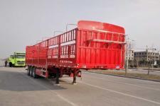 中鱼骏达牌YJD9400CCYE型仓栅式运输半挂车图片